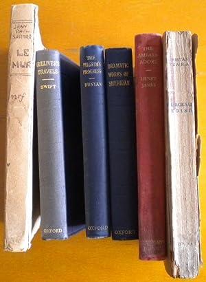 Lote de libros que pertenecieron a la: Cortázar Julio)