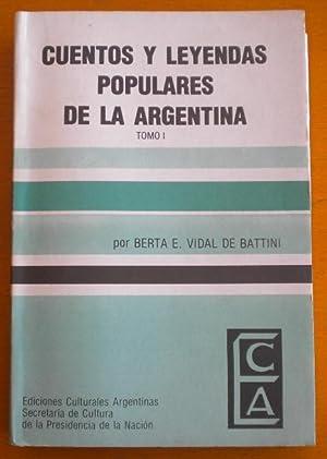 Cuentos y leyendas populares de la Argentina: Vidal de Battini