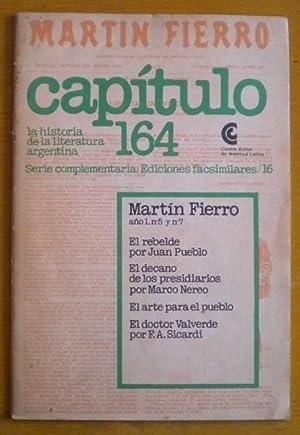 Revista Martín Fierro Nro. 5 y Nro.7: Revista Martín Fierro