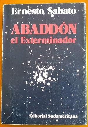 Abaddón el exterminador: S�bato Ernesto