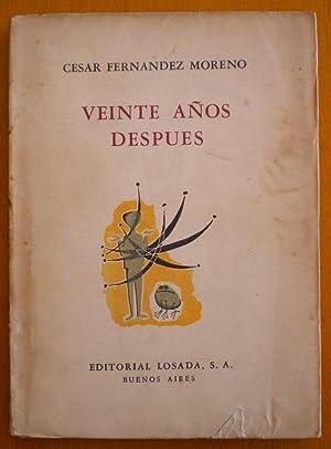 Veinte años después. Con un poema de: Fernandez Moreno César