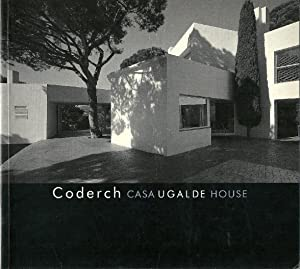 Coderch casa Ugalde house.