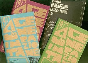 Quinta generazione. Dispensa mensile di Poesia.