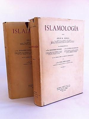 Islamología (TOMO I y II): Félix M. Pareja