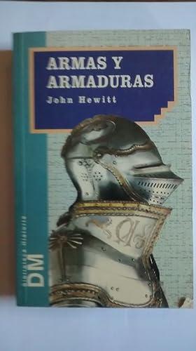 ARMAS Y ARMADURAS: JOHN HEWITT