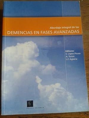 Abordaje integral de las DEMENCIAS EN FASES: López Pousa /