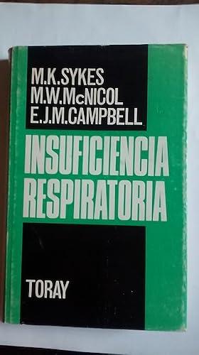 INSUFICIENCIA RESPIRATORIA: SYKES - McNICOL