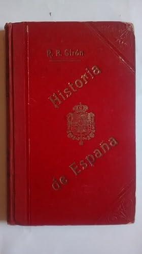 HISTORIA GENERAL DE ESPAÑA. Tomo V.- Desde la unión de Castilla y León hasta ...