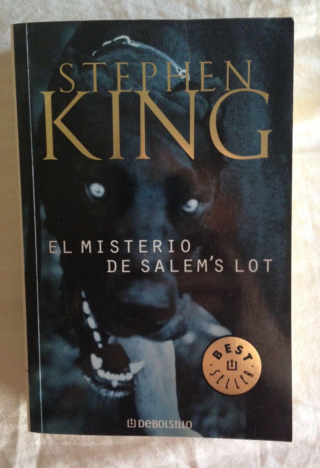 EL MISTERIO DE SALEM'S LOT: KING, Stephen