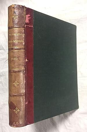 ALREDEDOR DEL MUNDO. Revista ilustrada dirigida por Wanderer. 1904 (desde el 7 de enero hasta el 30...