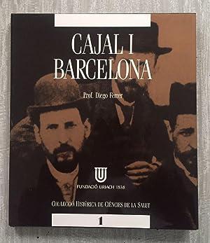 CAJAL I BARCELONA: FERRER, Diego