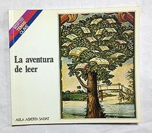 LA AVENTURA DE LEER: ROMERO TOBAR, Leonardo