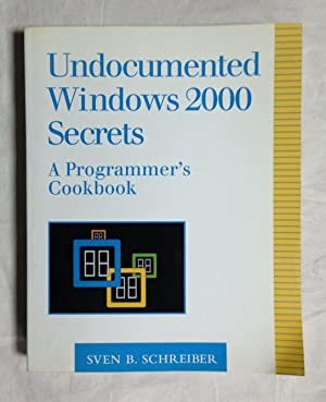 UNDOCUMENTED WINDOWS 2000 SECRETS. A programmers cookbook