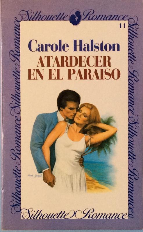 Atardecer en el Paraiso - Halston, Carole