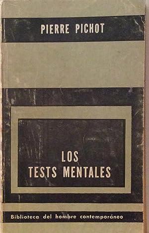 Los tests mentales: Pierre Pichot