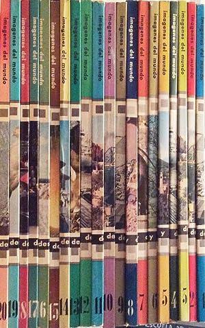 Imágenes del mundo. Lecturas enciclopédicas para todos - 20 Vols.: Aa. Vv.