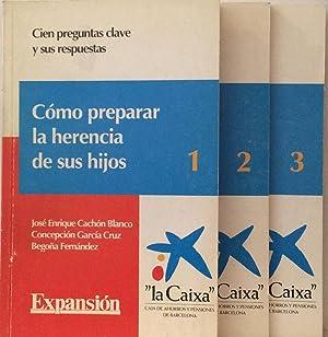 Como preparar la herencia de sus hijos: José Enrique Cachón