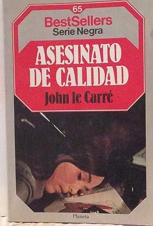 Asesinato de calidad: John Le Carré