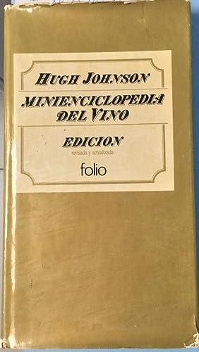 Minienciclopedia del vino: Hugh Johnson