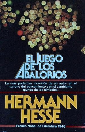 El juego de los abalorios: Hermann Hesse