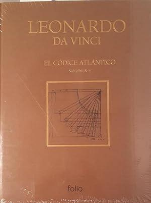 El Códice Atlántico Vol. 5: Leonardo Da Vinci