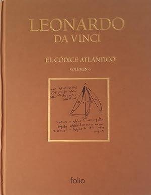 El Códice Atlántico Vol. 6: Leonardo Da Vinci