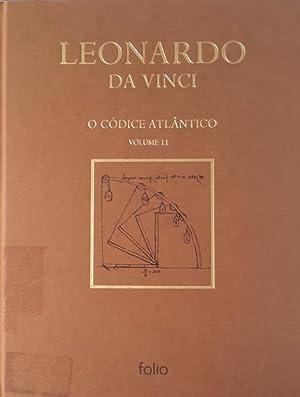 El Códice Atlántico Vol. 11: Leonardo Da Vinci