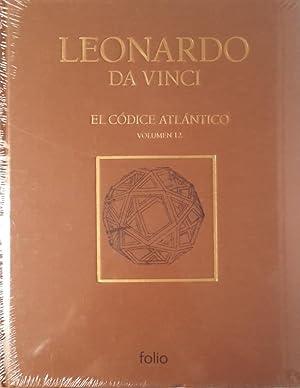 El Códice Atlántico Vol. 12: Leonardo Da Vinci