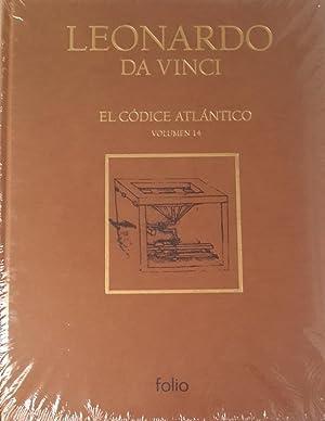 El Códice Atlántico Vol. 14: Leonardo Da Vinci