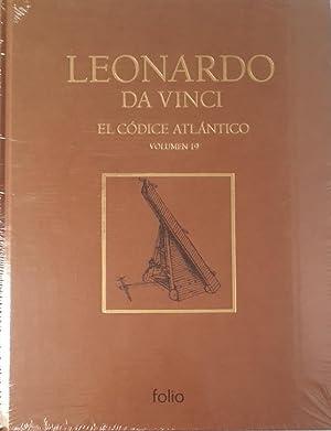 El Códice Atlántico Vol. 19: Leonardo Da Vinci