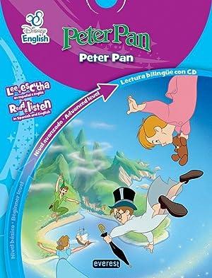 Peter Pan. Nivel avanzado : lee y: Aa. Vv.