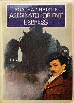 Asesinato en el Orient Express: Agatha Christie