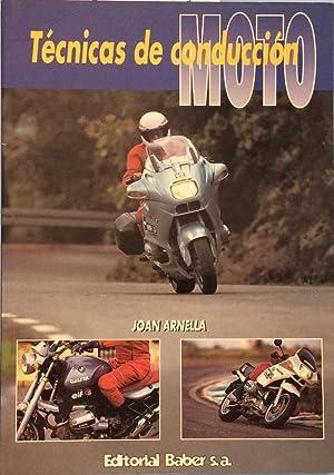 Técnicas de conducción - Moto: Joan Arnella