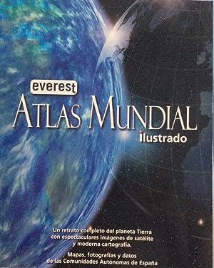 Atlas Mundial Ilustrado: Aa. Vv.