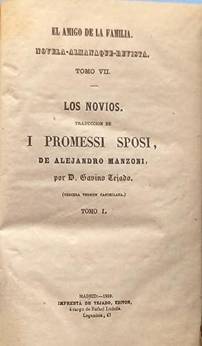 El amigo de la familia. Novela, Almanaque, Revista - Tomos 7 y 8: Alejandro Manzoni