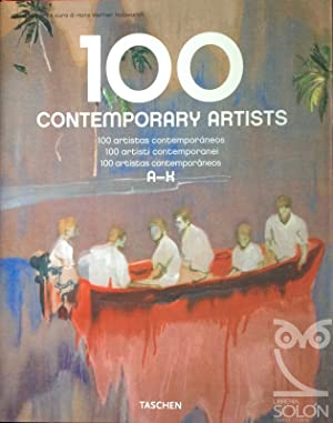 100 Contemporary artists - 2 Vols.: Aa. Vv.