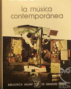 La música contemporánea: Aa. Vv.