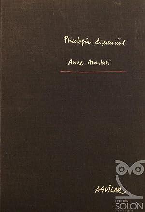 Psicología diferencial: Anne Anastasi