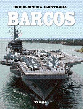 BARCOS ENCICLOPEDIA ILUSTRADA: ROSS DAVID