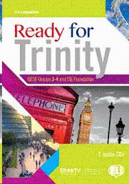 READY FOR TRINITY GESE GRADE 3-4 + CD AUDIO