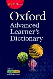 OXFORD ADVANCED LEARNERS DICTIONARY + DVD