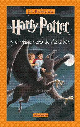HARRY POTTER Y EL PRISIONERO DE AZKABAN 3