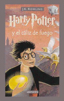 HARRY POTTER Y EL CALIZ DE FUEGO 4