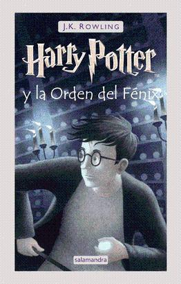HARRY POTTER Y LA ORDEN DEL FENIX 5