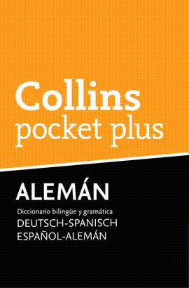 COLLINS POCKET PLUS ALEMAN ESPAÑOL