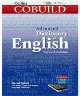 COBUILD ADVANCED DICTIONARY OF ENGLISH