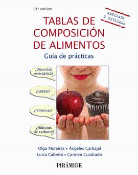 TABLAS DE COMPOSICION DE ALIMENTOS: MOREIRAS TUNI OLGA
