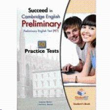 SUCCED IN CAMBRIDGE ENGLISH PET 12 PRACTICE TESTS STUDENT