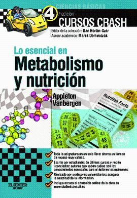 LO ESENCIAL EN METABOLISMO Y NUTRICION +: APPLETON AMBER