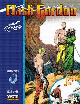FLASH GORDON JIM DE LA JUNGLA 1935 1938